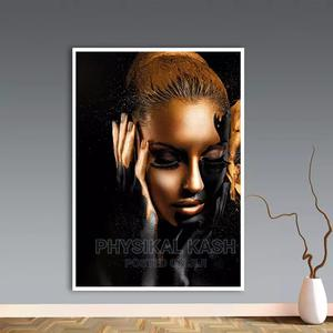 Black Gold Woman | Arts & Crafts for sale in Lagos State, Lekki