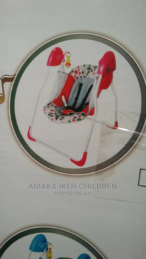 Baby Swing With Music | Children's Gear & Safety for sale in Lagos State, Lekki