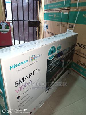 Hisense Smart TV 4K 43inchs | TV & DVD Equipment for sale in Lagos State, Ojo