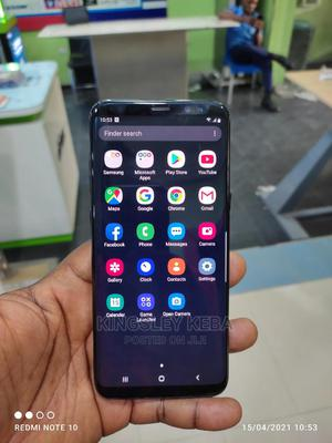 Samsung Galaxy S8 Plus 64 GB Black   Mobile Phones for sale in Rivers State, Port-Harcourt