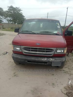 Ford Cargo E250 2001 Red for Sale | Buses & Microbuses for sale in Lagos State, Ojodu