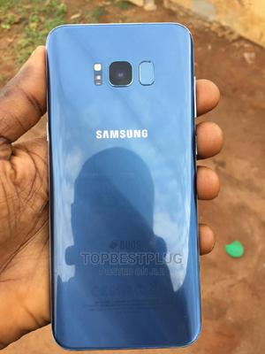 Samsung Galaxy S8 Plus 64 GB Blue   Mobile Phones for sale in Lagos State, Ipaja