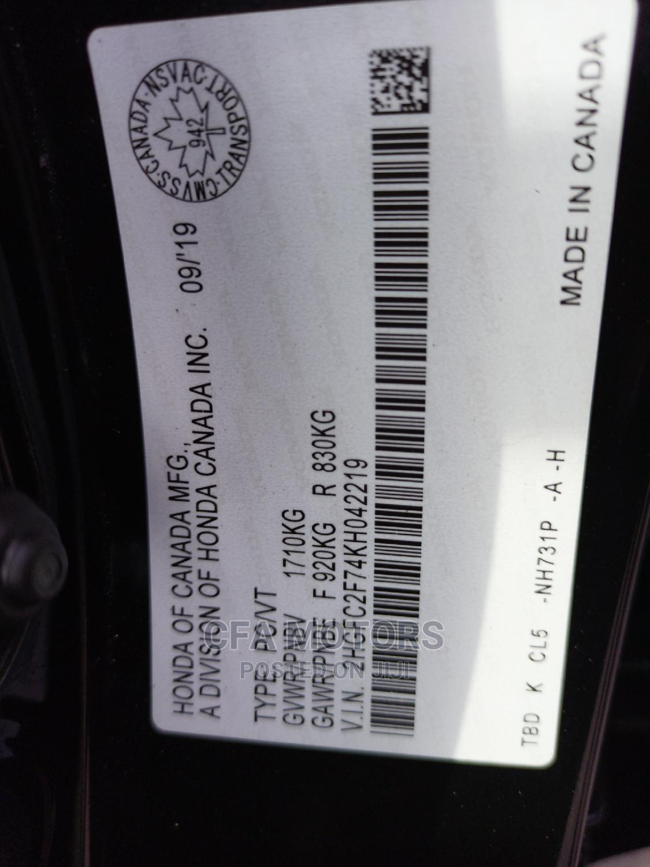 Honda Civic 2019 EX-L Sedan Gray   Cars for sale in Amuwo-Odofin, Lagos State, Nigeria