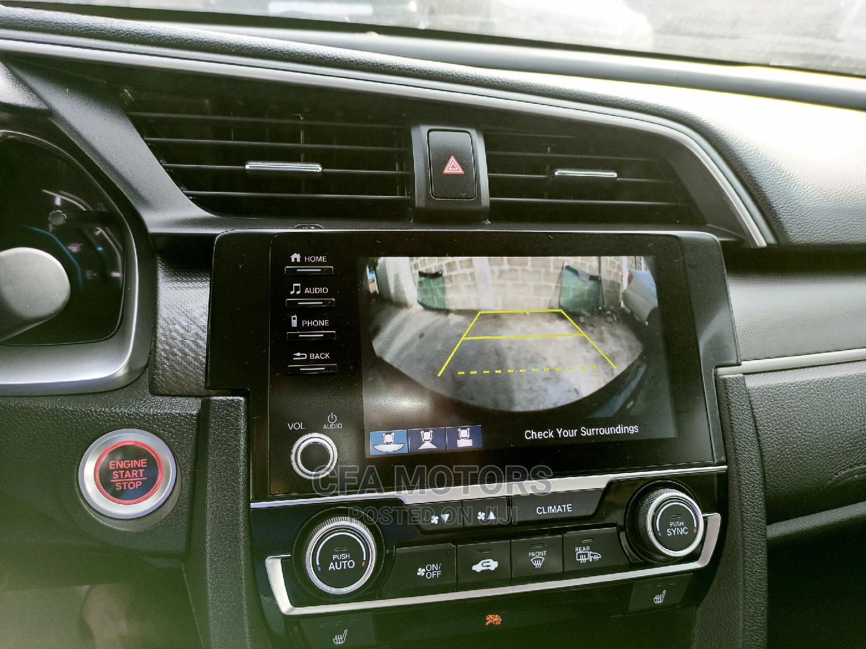 Honda Civic 2019 EX-L Sedan Gray | Cars for sale in Amuwo-Odofin, Lagos State, Nigeria
