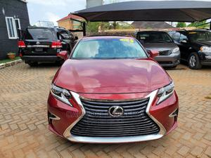 Lexus ES 2015 350 FWD Red   Cars for sale in Edo State, Benin City