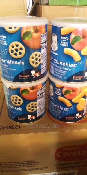 Gerber Lil Crunchies   Baby & Child Care for sale in Lagos State, Gbagada