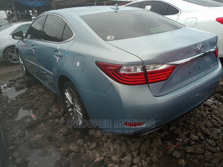 Lexus ES 2013 350 FWD Blue | Cars for sale in Apapa, Lagos State, Nigeria