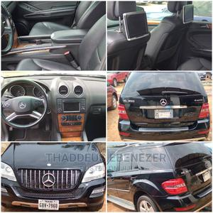 Mercedes-Benz M Class 2009 ML350 AWD 4MATIC Black | Cars for sale in Imo State, Owerri