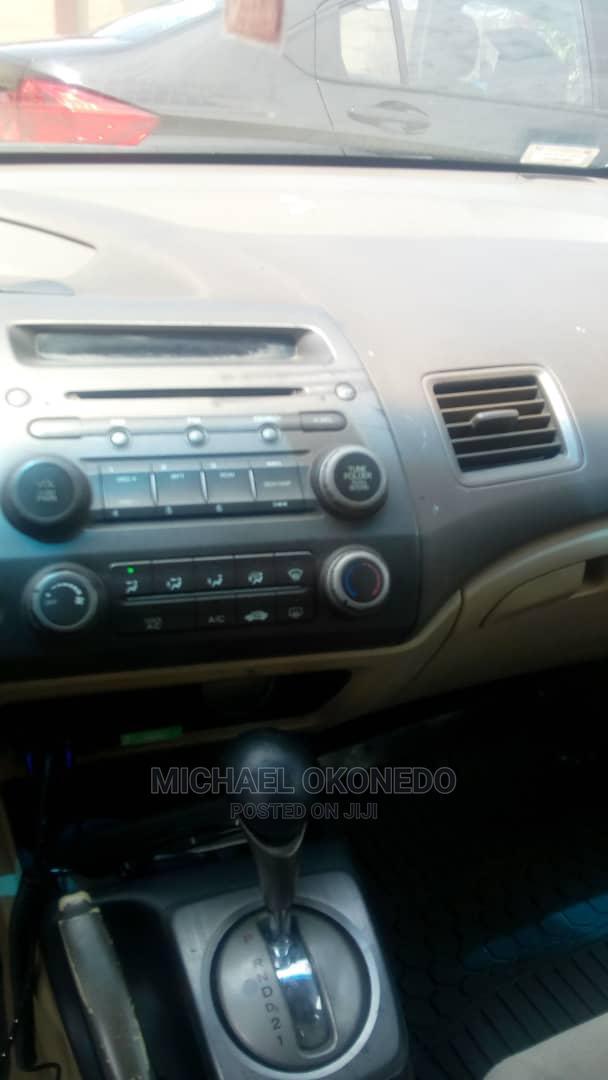 Archive: Honda Civic 2006 Sedan DX Automatic Red