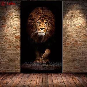 Large Wild Black Lion | Arts & Crafts for sale in Lagos State, Lekki