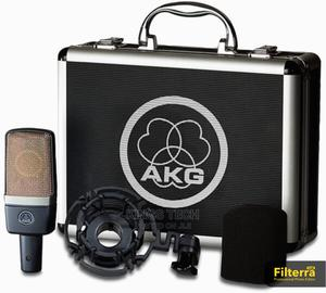 AKG C214 Large Diaphragm Microphone | Audio & Music Equipment for sale in Lagos State, Ikeja