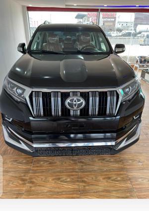 Toyota Land Cruiser Prado 2016 Black | Cars for sale in Lagos State, Ojo
