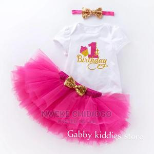 Baby 1st Birthday Cloth | Children's Clothing for sale in Lagos State, Ojo