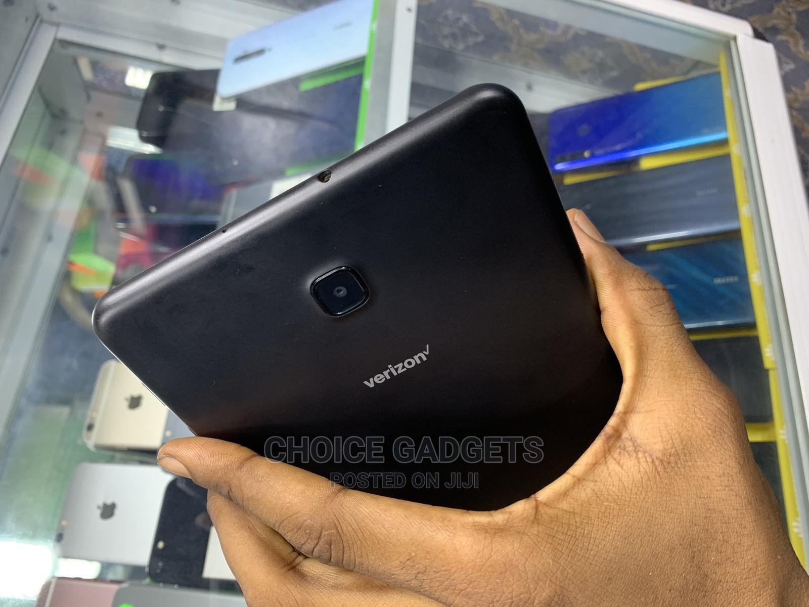 Samsung Galaxy Tab a GB Black | Tablets for sale in Ikeja, Lagos State, Nigeria