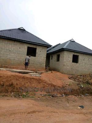 Aluminium Steptiles 0.55 Gauge With Sun Breaker Blade | Building Materials for sale in Ogun State, Ado-Odo/Ota