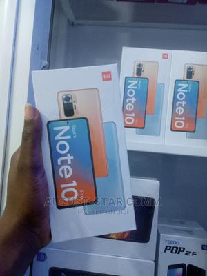 New Xiaomi Redmi Note 10 Pro 128 GB Blue | Mobile Phones for sale in Lagos State, Ikeja