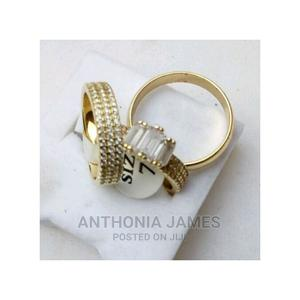 Venos Gold For Couple Wedding Ring Set | Wedding Wear & Accessories for sale in Lagos State, Victoria Island