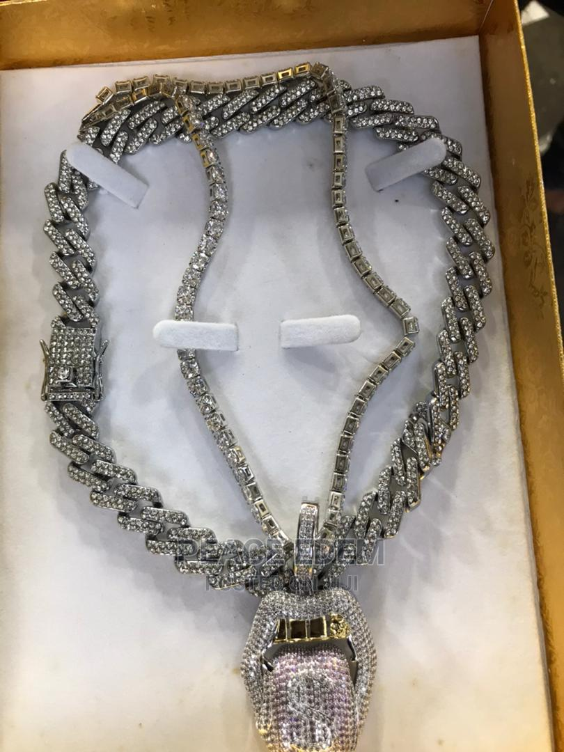 Archive: Cuban Necklace Set