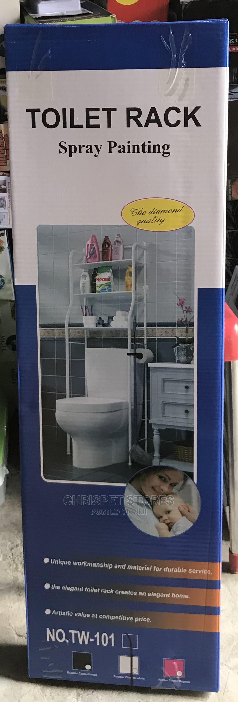Toilet Rack | Kitchen Appliances for sale in Lagos Island (Eko), Lagos State, Nigeria