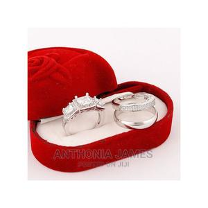 Rommanel Wedding Ring Set | Wedding Wear & Accessories for sale in Lagos State, Victoria Island
