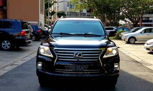 Lexus LX 2014 570 Base Black | Cars for sale in Lagos State, Lekki