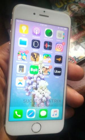 Apple iPhone 6 16 GB Gold | Mobile Phones for sale in Lagos State, Surulere