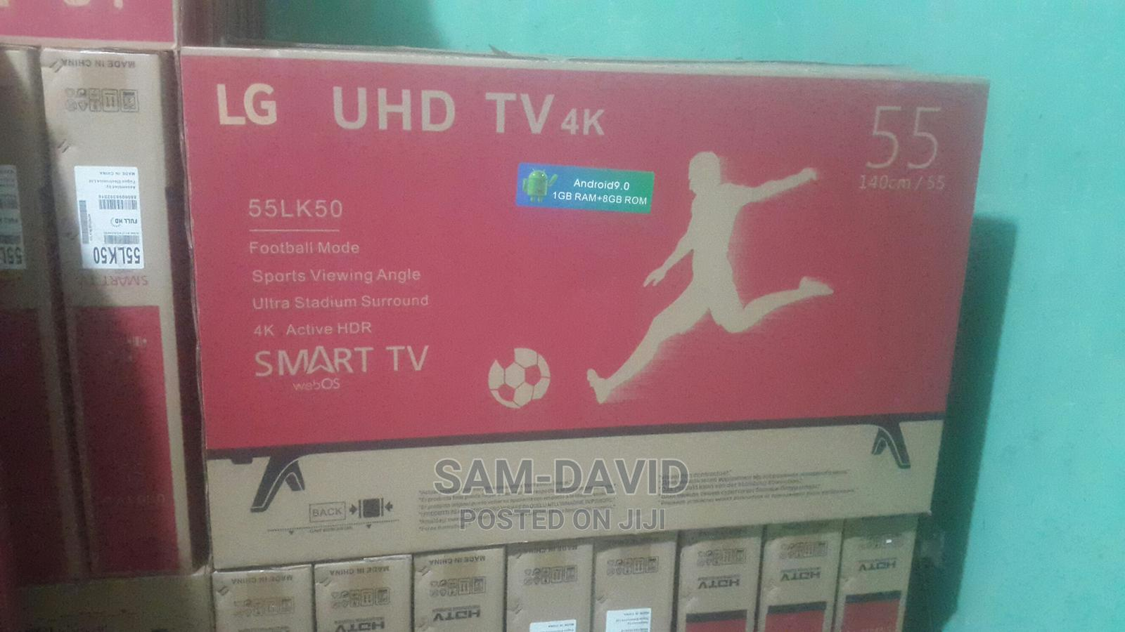 LG 55inches Smart Tv UHD Android