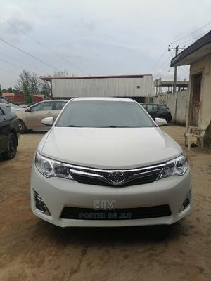 Toyota Camry 2013 White | Cars for sale in Lagos State, Ogba