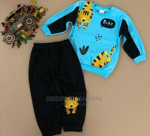 Boy Roar 2psc Set | Children's Clothing for sale in Lagos State, Alimosho