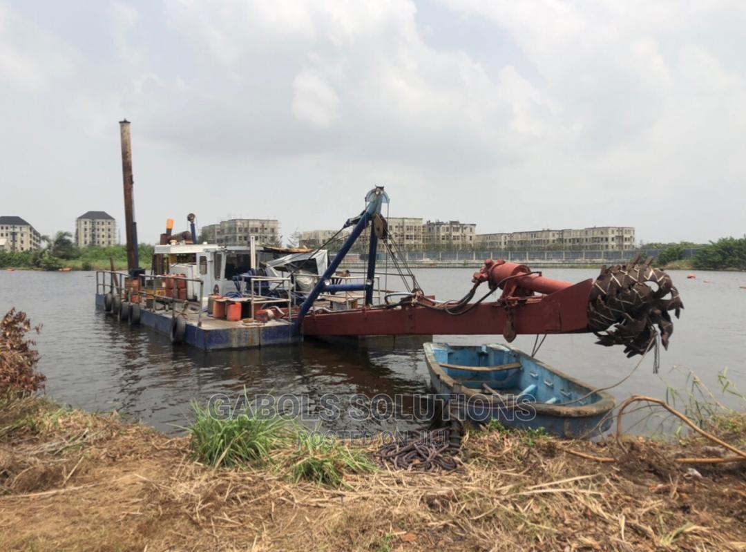 """14-14"""" Holland Dredger 