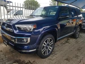 Toyota 4-Runner 2018 Limited 4x4 Blue | Cars for sale in Lagos State, Magodo