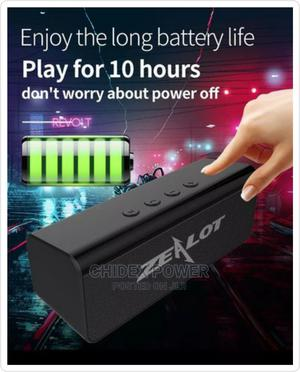 NEW Zealot S31 Boombox Portable Bluetooth Speaker | Audio & Music Equipment for sale in Lagos State, Ikeja