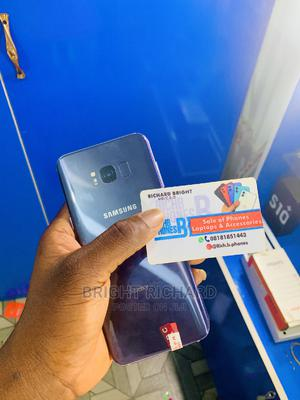 New Samsung Galaxy S8 Plus 128 GB Blue   Mobile Phones for sale in Imo State, Owerri