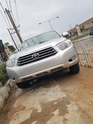 Toyota Highlander 2009 V6 Silver | Cars for sale in Lagos State, Ajah