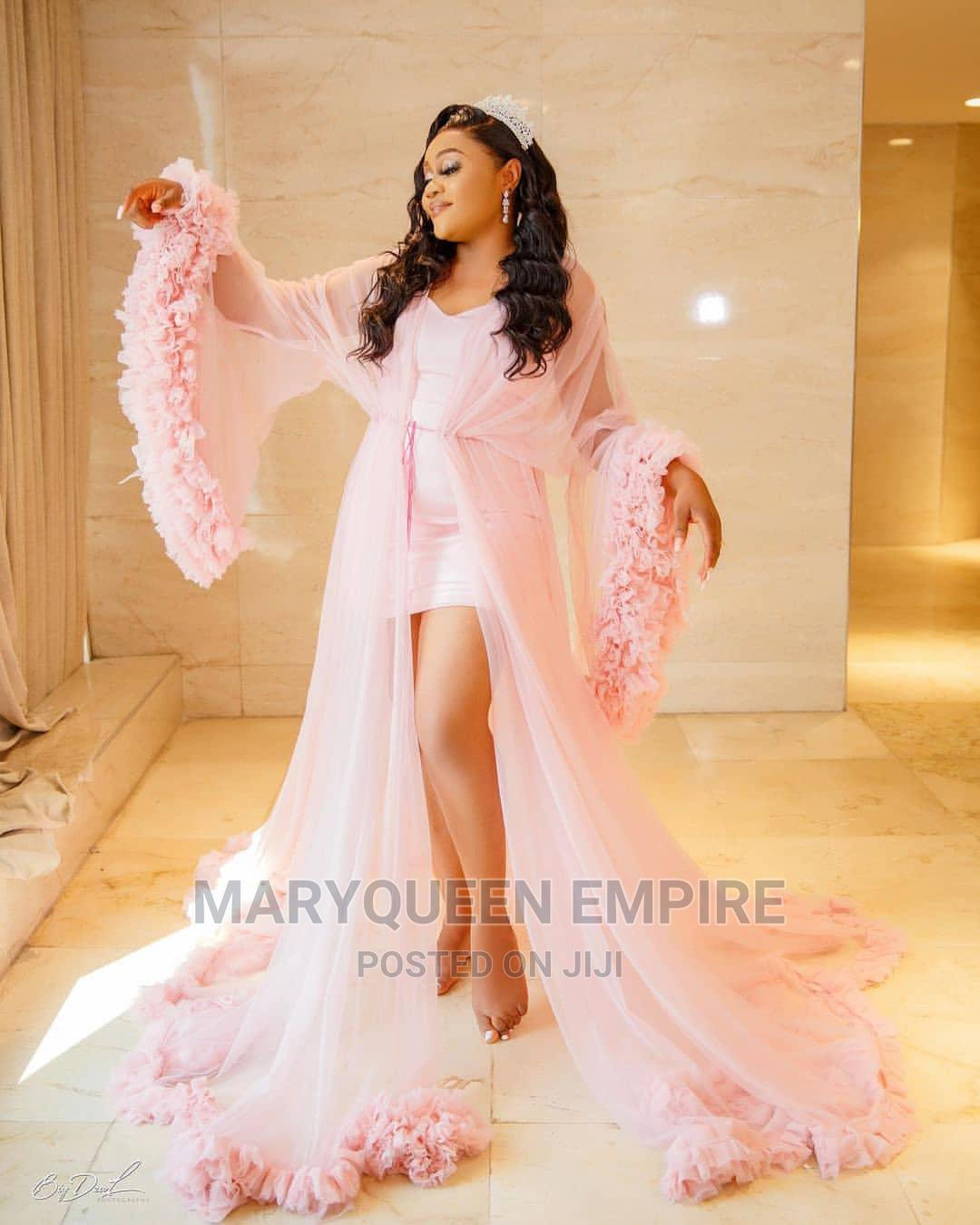 Bride's Shower Gown | Wedding Wear & Accessories for sale in Surulere, Lagos State, Nigeria