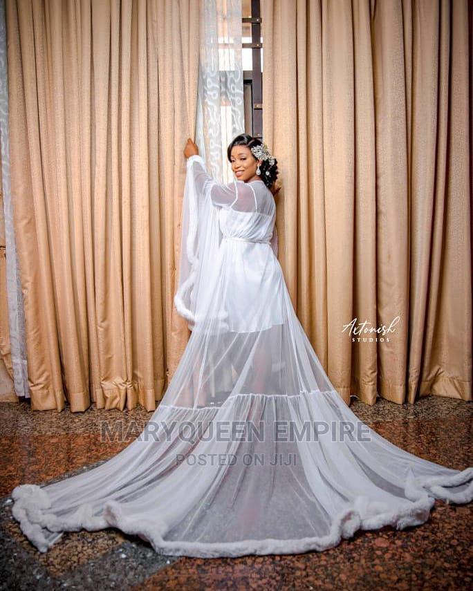 Bride's Shower Gown
