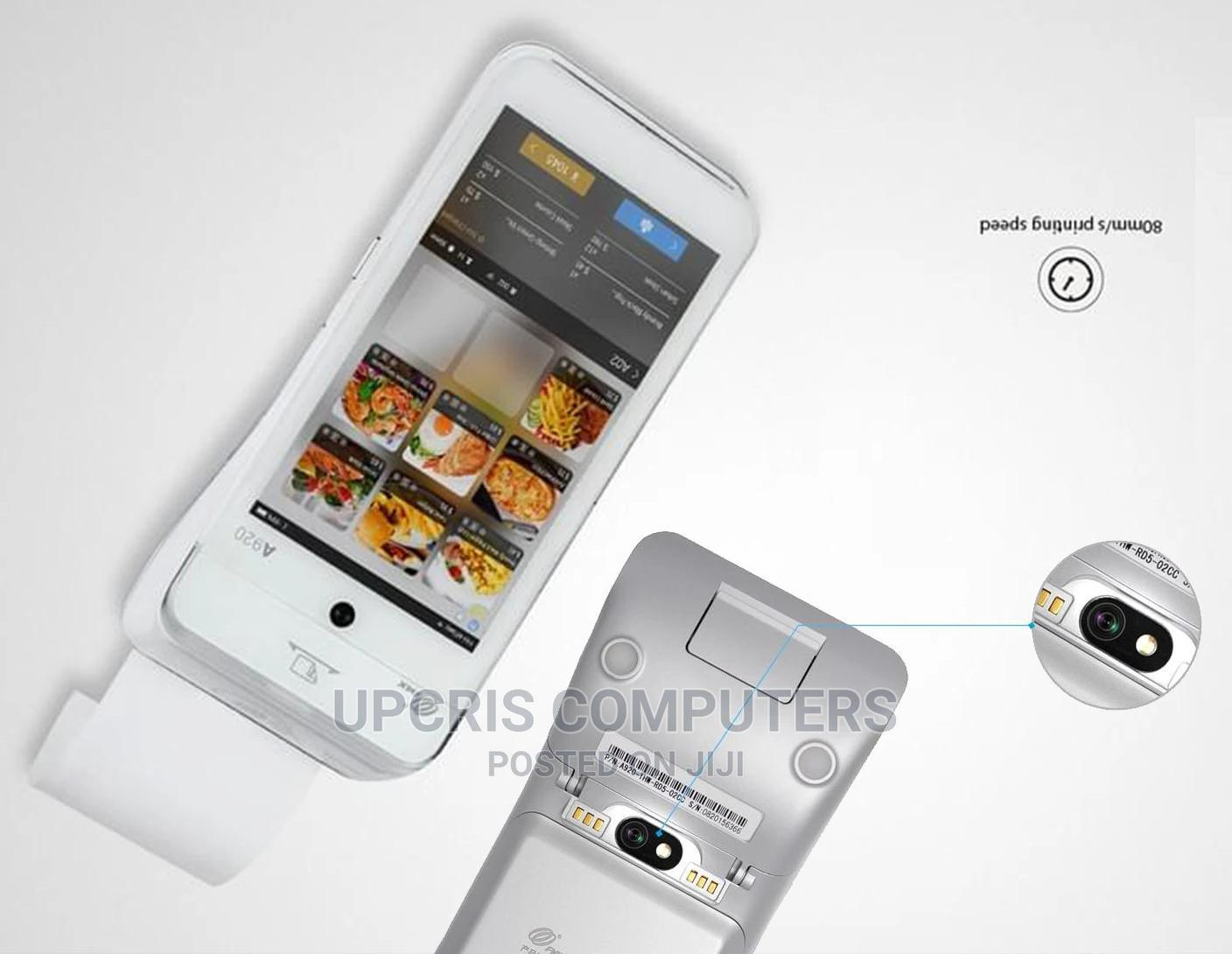 A920 Android Pos Terminal | Store Equipment for sale in Ikeja, Lagos State, Nigeria