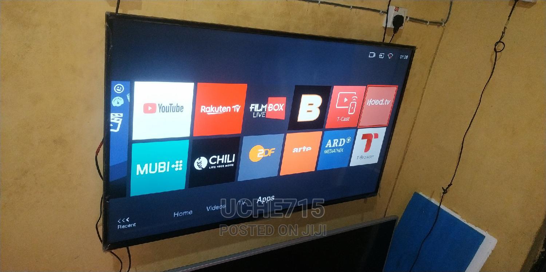 2019 TCL 55inchs Smart Hub UHD 4K Wifi HDR Bluetooth LED TV