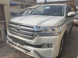 Toyota Land Cruiser 2017 5.7 V8 VXR White   Cars for sale in Lagos State, Ikoyi