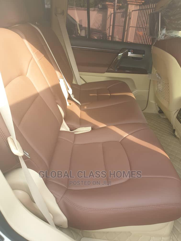 Toyota Land Cruiser 2017 5.7 V8 VXR White   Cars for sale in Ikoyi, Lagos State, Nigeria