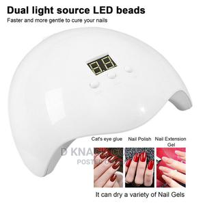 36W LED UV Lamp Nail Dryer Salon Tools Set | Tools & Accessories for sale in Lagos State, Ikorodu
