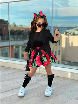 Blazers, Top Skirt + Head Band | Children's Clothing for sale in Lagos State, Ikeja