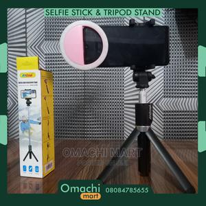 Selfie Stick Tripod Stand | Accessories for Mobile Phones & Tablets for sale in Rivers State, Port-Harcourt
