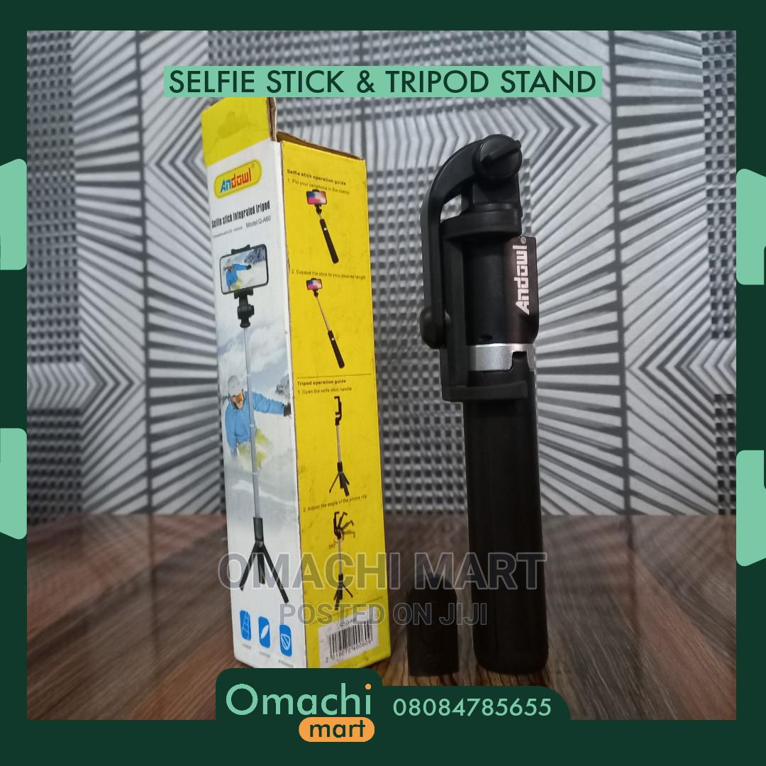 Selfie Stick Tripod Stand | Accessories for Mobile Phones & Tablets for sale in Port-Harcourt, Rivers State, Nigeria