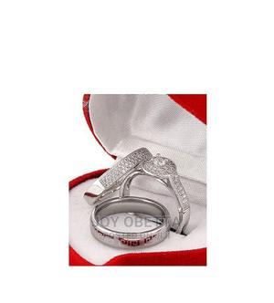 Sterling Silver Wedding Ring | Wedding Wear & Accessories for sale in Lagos State, Lagos Island (Eko)