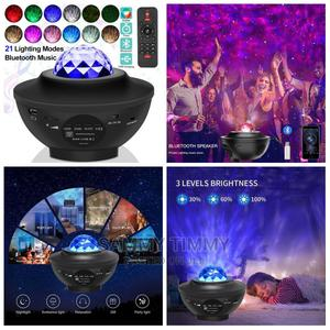 Ocean/Galaxy Light Projector for Room, Clubhouse,Home Party | Home Accessories for sale in Lagos State, Ikorodu