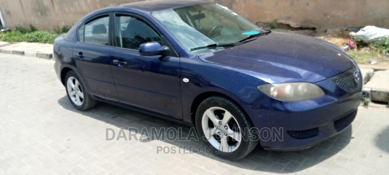 Mazda 3 2005 Blue