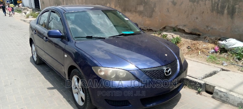 Mazda 3 2005 Blue | Cars for sale in Ogudu, Lagos State, Nigeria