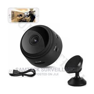 Mini A9 Wifi Bulb Camera   Security & Surveillance for sale in Akwa Ibom State, Ikot Ekpene