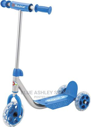 Razor Jr. 3-Wheel Lil' Kick Scooter - Ages 3+ and Riders Up   Toys for sale in Lagos State, Ikeja